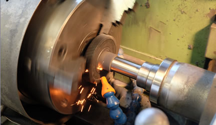 Gears cylindrical and linear grinding